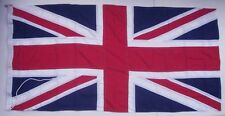 UNION JACK -  Quality Sewn Flag, Roped & Toggled - Sizes 1yd to 3yd