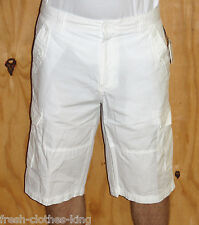 Calvin Klein Shorts New $69.50 Mens Classic White Cargo Choose Size