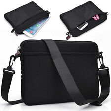 "Kroo K1 Protective Shoulder Messenger Bag Travel Case Cover for 7"" Tablets"