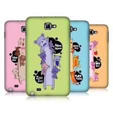 HEAD CASE DESIGNS LONG ANIMALS BACK CASE FOR SAMSUNG GALAXY NOTE N7000 I9220