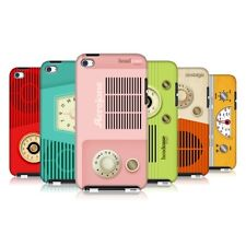 HEAD CASE DESIGNS VINTAGE RADIO PHONE BACK CASE FOR APPLE iPOD TOUCH 4G 4TH GEN