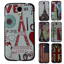 Cute CHEAP 7 Pattern Back Hard Snap On Case Cover Skin For Samsung Galaxy S4