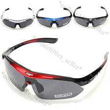 OUTDOOR SPORTS BICYCLE CYCLING SUNGLASSES GOGGLES UV400 POLARIZED LENS