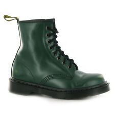 Dr.Martens 1460Z Green Leather Mens Boots