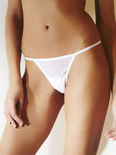 Ann Summers Womens Pure Lace White String Sexy Underwear Thong Briefs Lingerie