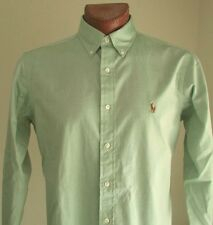 NWT Ralph Lauren Dress Shirt TALL Size LT *** Color Pony Embroidery
