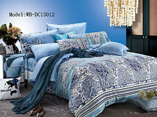 Queen King DUVET COVER SET COMFORTER COVER EGYPTIAN COTTON # 501