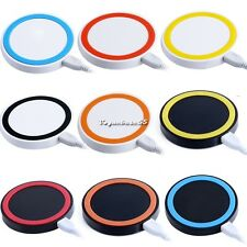 Wireless Qi Power Pad Charger for Samsung Galaxy S3 S4 Note2 Nokia Nexus4 iPhone