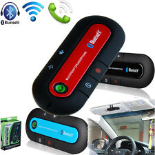 Stereo Hands-Free Car Kit Dual Phone Speaker for Cell Phones