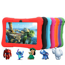 Silicone Rubber Skin Case Cover for 7'' iRulu A13/A23/A33 Android Tablet PC Kids