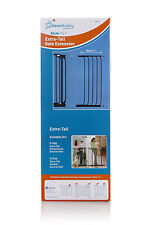 DREAMBABY TALL Safety Gate Extension 36CM for TALL Gate 1m high * Black or White