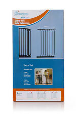 DREAMBABY TALL Safety Gate Extension 54CM for TALL Gate 1m high * Black or White