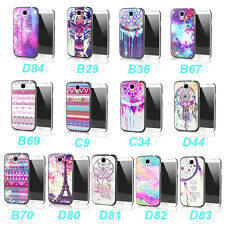 Various Art Pattern Hard Case Cover Skin For Samsung Galaxy S4 S IV i9500 + Film