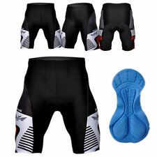 New Mens Bike Bicycle MTB Cycling Outdoor 3D Padded Underwear Shorts Pants M-3XL