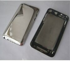 New! Chrome Rear Back Cover For IPod Touch 4 Back Cover+ Frame Housing Assembly