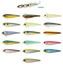 "SHIMANO WAXWING 138 SALTWATER JIG 5.4"" various colors"