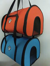 Dog Pet Cat Puppy Fabric Portable Carrier Crate Kennel Bag Cage Travel Rabbit