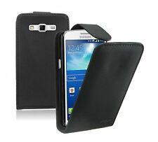 Leather Flip Case Cover Pouch for Phone Samsung Galaxy Grand 2 II SM-G7102 Dual