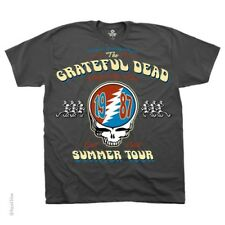 New GRATEFUL DEAD East Coast Summer Tour 1987 T Shirt