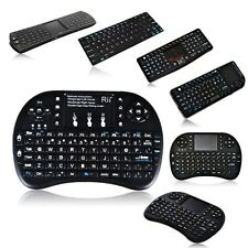 Rii 2.4G/Bluetooth Wireless Mini Keyboard Touchpad For PC Smart Android TV Box