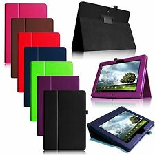 "For ASUS MeMO Pad ME302C ME301T Smart 10.1"" 10""  Folio Leather Stand Case Cover"