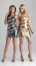 Discount Night Moves 6620 Girls Prom Dresses / Pageant Dress Black/Silver Size 4