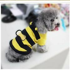 Bee dog costume, clothing, suit