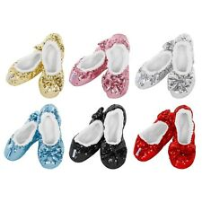 New Snoozies - Ballerina Bling - Womens Cozy Little Foot Coverings - Free P&P