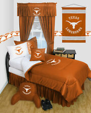 Texas Longhorns Locker Room Comforter and Sheet Set Combo - 003617-Combo
