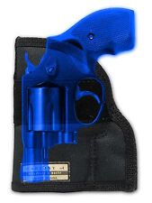 """New Barsony Concealment Pocket Holster Charter Arms, Colt 2"""" Snub Nose 38 357"""