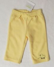 NWT Gymboree BRAND NEW BABY Duck Yellow Fleece Pants