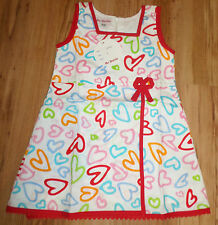 LITTLE GIRLS LOVEHEART DRESS AGE 1-2 2-3 YEARS BY BE DOTTIE