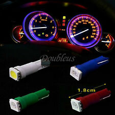 10 Pcs T5 286 5050 SMD LED Car Wedge Speedo Dashboard Gauge Light Sidelight Bulb