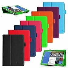 Folio Stand Magnetic Cover Leather Case for Samsung Galaxy Tab Pro 10.1 Tablet