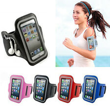 For iPhone 5 5S 5C Sports Gym Jogging Running Armband Arm Band Holder Case Cover