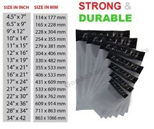 MAILING BAGS PLASTIC POLY POSTAGE POST PACKING STRONG SELF SEAL MAILER ALL SIZES