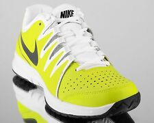 Nike Air Vapor Court vapour mens tennis shoes NEW venom green grey
