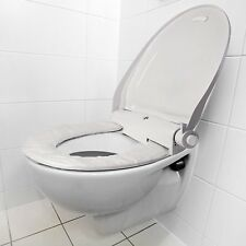 Jumbl SaniSeat Automated Intelligent Toilet Seat w/Cover