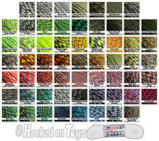 Atwood 550 Paracord Rope Multi-Color 100' Hank 7-Strand Cord - Made in the USA