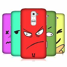 HEAD CASE DESIGNS EMOTICON KAWAII EDITION CASE COVER FOR LG G2 D802