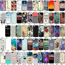 Fashion Pattern Hard Case Skin Cover Back Protector fits for iPhone 5 5S 5C