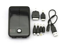 5000mA New USB Portable Solar Panel Power Bank Battery Charger For iPhone/iPad