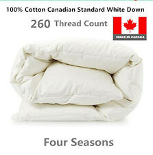 Infant Duvet white down Hypoallergenic Crib  Toddler Custom Made In Canada