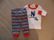 NWT Boy's Gymboree bug shirt pants pajamas gymmies ~ 6 12 18 24 months 2T