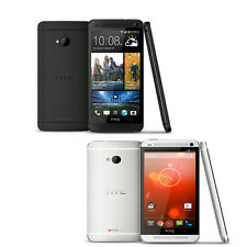 HTC One M7 32GB (Factory Unlocked) 4G LTE with Beat Audio Mobile Phone --FRB--