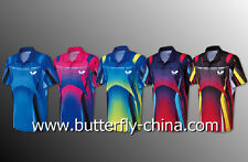 2014 NEW Butterfly men's badminton Table tennis /Badminton clothing T-shirt 9102