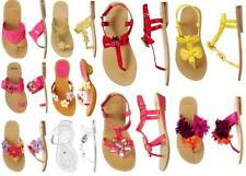 NWT Gymboree Girl Shoes Jellies Thong Sandals Summer 09 10 11 12 13 1 2 3