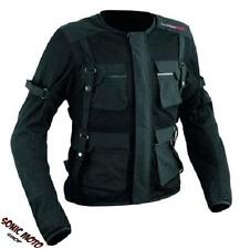 Body Armour Textile Jacket Motorcycle Apparel Full CE Armored Biker