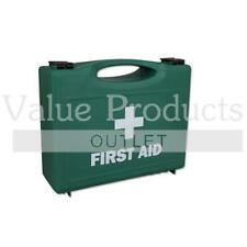 Empty Green First Aid Case Boxes - Medium, Large & Extra Large