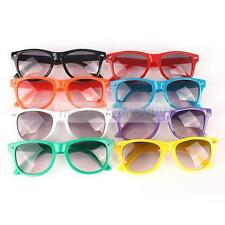 Baby Kids Boys Girls Plastic Frame Sunglasses Eyeglasses Goggle Eyewear UV 400